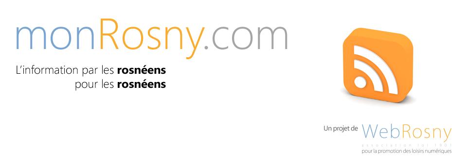 Bienvenue sur MonRosny.com